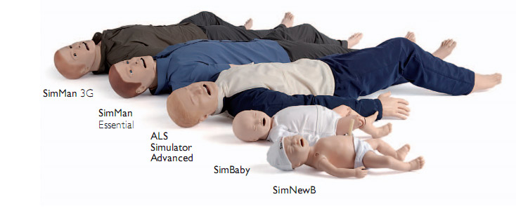 Our Complete Line of Patient Simulators